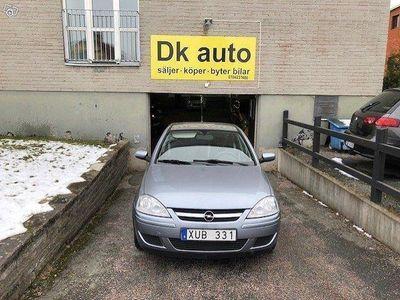 begagnad Opel Corsa 5-dörrar 1.2 Twinport 80hk -06