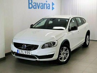begagnad Volvo V60 CC dealer