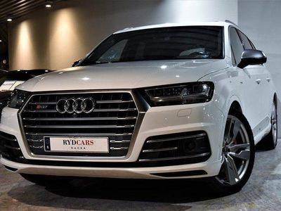 begagnad Audi SQ7 4.0TDI PANORAMA HEADUP 7-SIT