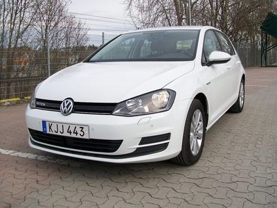 begagnad VW Golf VII 1.4 TGI CNG 110hkr BM Ecofuel Masters 5d
