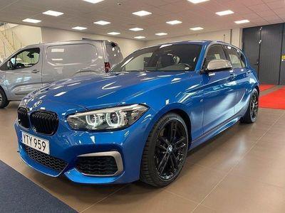 begagnad BMW M140 340 HK Facelift/Shadow/Läder/Navi/H