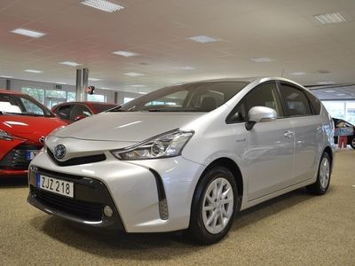 begagnad Toyota Prius+ Hybrid 1,8 7-SITS ACTIVE VINTERHJUL INGÅR