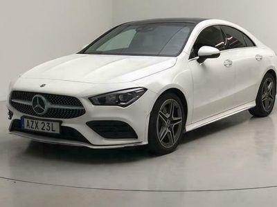 begagnad Mercedes CLA220 4MATIC Coupé C118 2020, Sportkupé Pris 335 000 kr