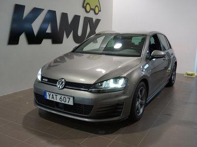 begagnad VW Golf GolfGTD 2.0 TDI Aut Eu6 184hk D-V