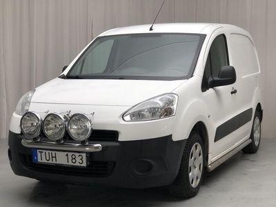gebraucht Peugeot Partner 1.6 HDI Skåp (114hk)