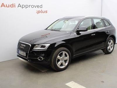 begagnad Audi Q5 2.0 TDI 190 HK EU6 quattro S-tronic