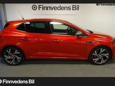 used Renault Mégane GT IV 1.6 Energy TCe 205 EDC 5-d