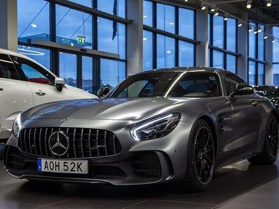 usata Mercedes AMG GT R 585hk Kolfiberpkt Svensksåld Leasebar