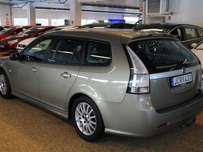 begagnad Saab 9-3 1,8t 150hk Linear Sportcombi