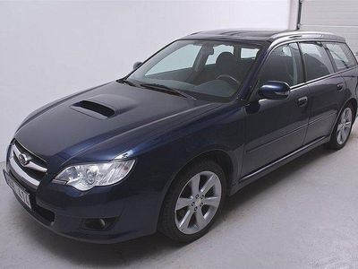 begagnad Subaru Legacy 2.0 D 4WD