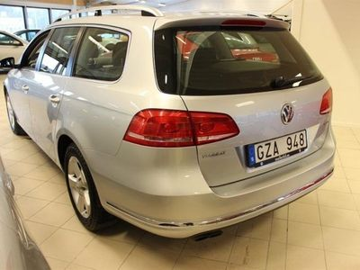 begagnad VW Passat 1,4 TSI Multifuel 160 Masters Variant Fullservad