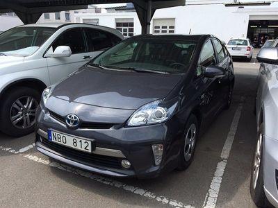 begagnad Toyota Prius inkommande 1.8 Aut Business Plug-in Hybrid -13