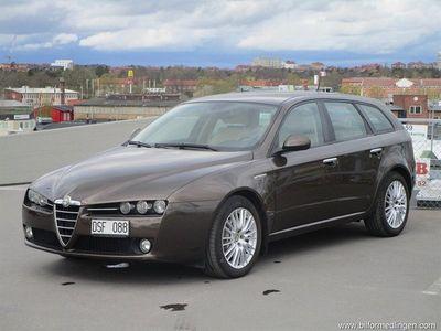begagnad Alfa Romeo 159 2.2 JTS Kombi