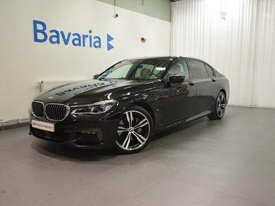 begagnad BMW 740 e xDrive iPerformance M Sport Nightvision Nav
