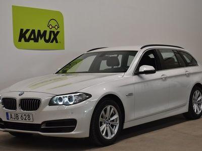 begagnad BMW 520 d Touring D-värm Drag S&V-Hjul (190hk)