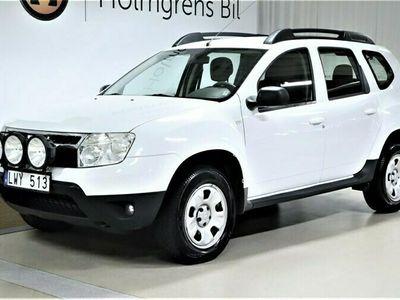 begagnad Dacia Duster 1.5 DCI Manuell 107hk 2012