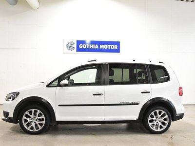 begagnad VW Touran Cross 1.4 TSI 7-sits 140hk /