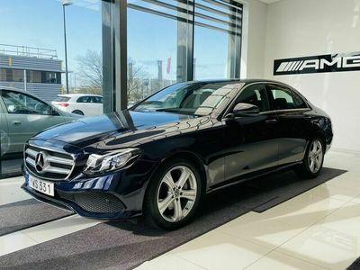 begagnad Mercedes E350 - BenzVärmare / V - hjul