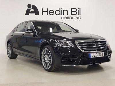 begagnad Mercedes S400 D 4MATIC SEDAN LÅNG AMG D
