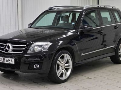 begagnad Mercedes 280 GLK Benz| Navigation | 4Matic SUV 2010, SUV 169 900 kr