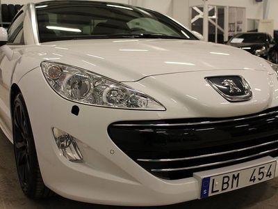 begagnad Peugeot RCZ 1.6 T SKINN 1,99% RÄNTA