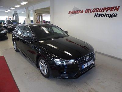 begagnad Audi A4 2.0 TDI Avant 6-Vxl ISOFIX ACC LM-S+V-Hjul