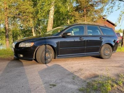 begagnad Volvo V50 D5