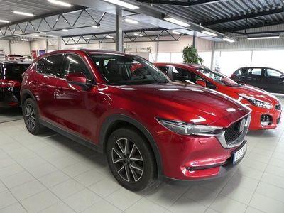 begagnad Mazda CX-5 2.5 Optimum SKYACTIV-G AWD Automat Euro 6 194hk