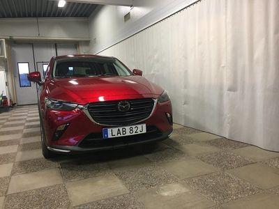 begagnad Mazda CX-3 2.0 Optimum