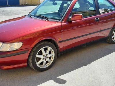 begagnad Saab 900 Talladega 2.0T