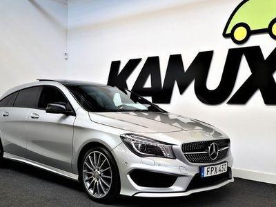begagnad Mercedes 200 CLA BenzSB AMG | Pano | S&V | 2015, Sportkupé 199 900 kr