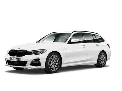 begagnad BMW 330e xDrive Touring M Sport Drag Aktiv Fartpilot HiFi