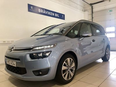 begagnad Citroën Grand C4 Picasso 2.0 HDi EAT Exclusive Euro 6 7-sits 150hk