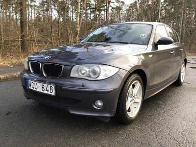 begagnad BMW 120 Övrigt i 5dr, E87 2004, Halvkombi 55 000 kr
