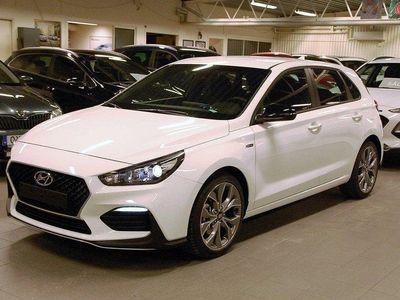 begagnad Hyundai i30 1.4 Turbo 140hk N-Line