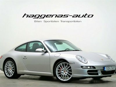 begagnad Porsche 911 Carrera S / Sport Chrono /