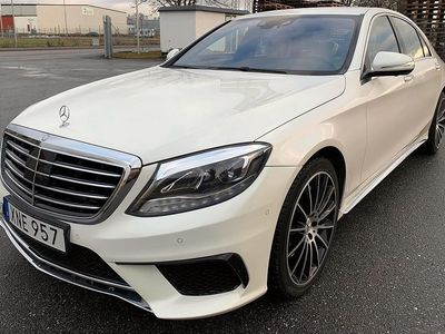 begagnad Mercedes S500L Euro 6 / Full S63 AMG O