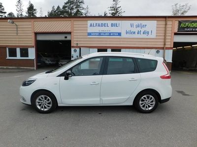 begagnad Renault Grand Scénic 1.5 dCi LIMITED 7-sits