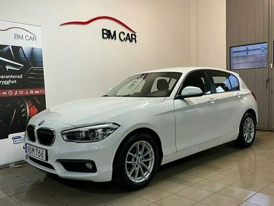 begagnad BMW 118 i (136Hk) 5-dr Advantage Euro 6 Låga-Mil
