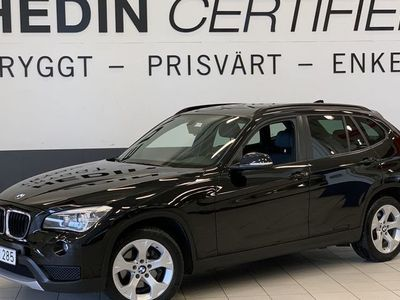 begagnad BMW X1 xDrive20d 184Hk Värmare