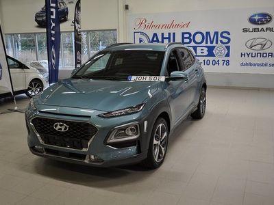 begagnad Hyundai Kona 1.6 T-GDi DCT 4WD Premium 2020, Personbil 260 800 kr