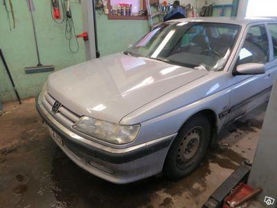 begagnad Peugeot 605