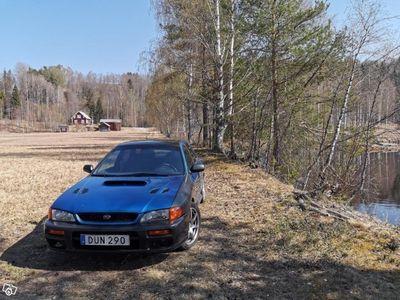 gebraucht Subaru Impreza gt -99