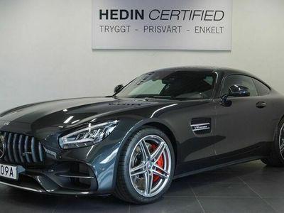 begagnad Mercedes AMG GT S MERCEDES-AMG GT S