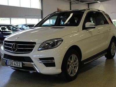 begagnad Mercedes 350 ML Benz4MATIC 7G-Tronic Plus Euro 6 2014, SUV 299 900 kr