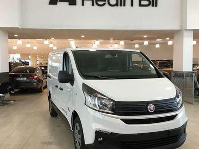gebraucht Fiat Talento SKÅP L1H1 1.6 125 HK