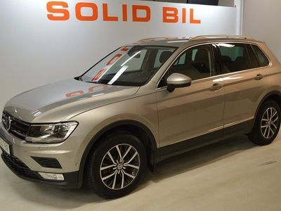 begagnad VW Tiguan 2.0 TSI/4Motion/DSG/180hk/BACKKAMERA