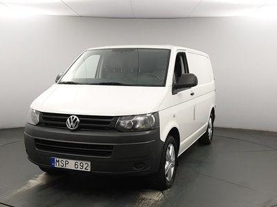 begagnad VW Transporter T5 2.0 TDI 4MOTION (140hk) Comfort