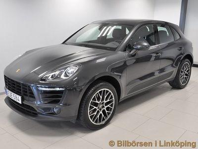 begagnad Porsche Macan PDK (252hk) Svensksåld