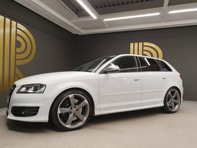 begagnad Audi S3 Sportback 2.0 TFSI (265hk) Ambition